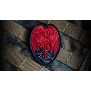 St. Michael Badge R.E.D.